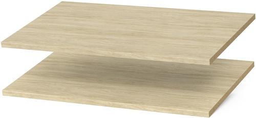 """24"""" Shelves - Honey Blonde (2 pack)"""