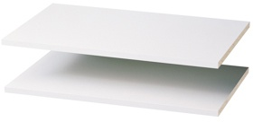 "24"" Shelves - White (2 pack)"