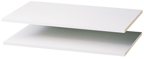 "35"" Shelves - White (2 pack)"