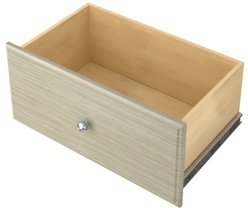 """12"""" Deluxe Drawer - Weathered Grey"""