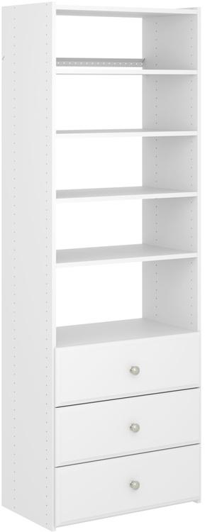 Premium Pro Tower - White