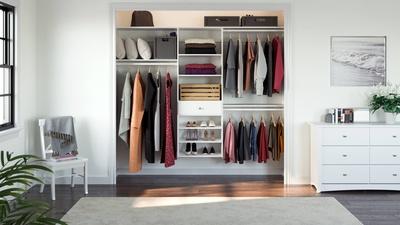 Perfect Fit Closet Kit