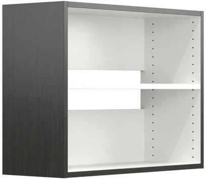 "12"" Deep x 30"" Wide Overhead Cabinet with Shelf"