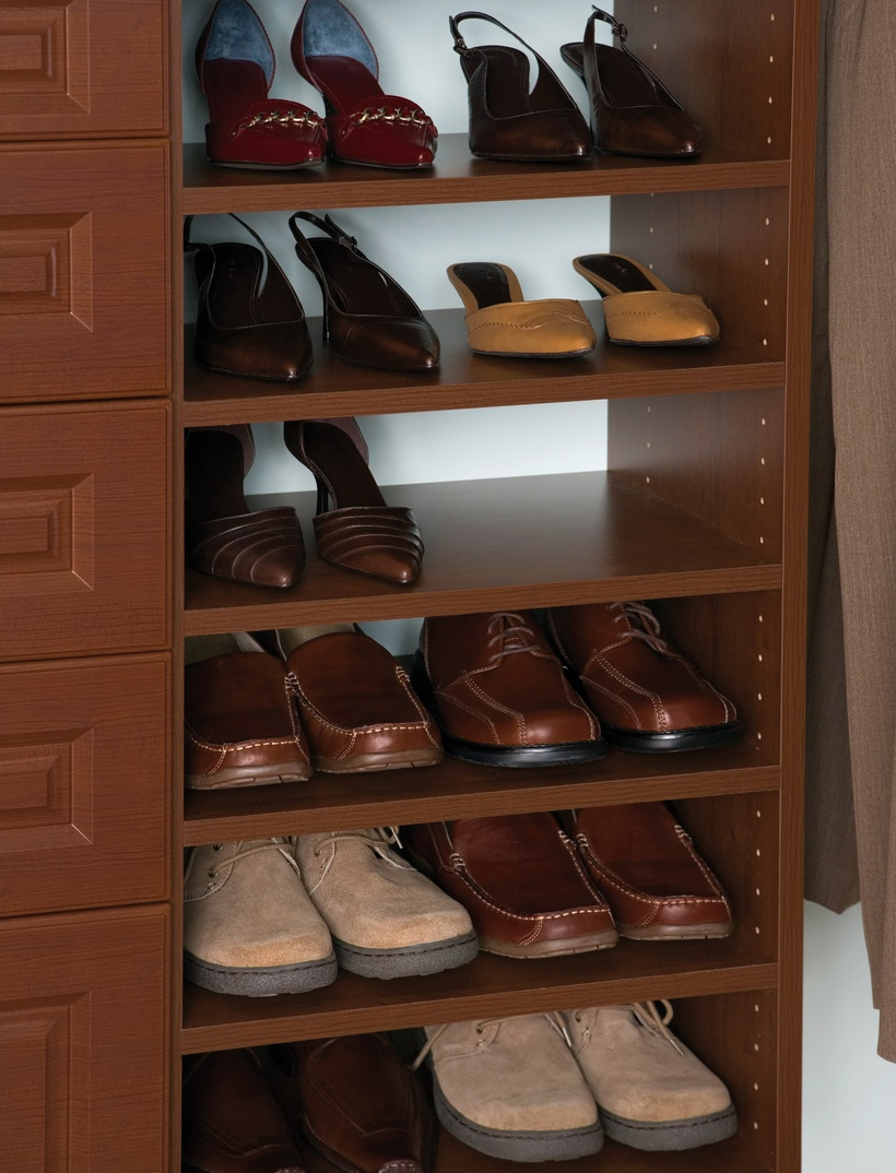 Regular Shoe Shelves