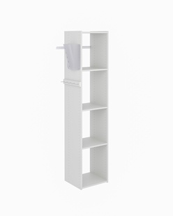 Utility Tower Kit - White