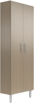 """12"""" Deep x 30"""" Wide x 78"""" Tall Cabinet with Doors"""