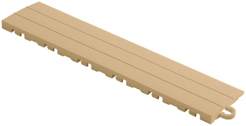 "12"" Pegged Edge Flooring Tile - Mocha Java (10pk)"