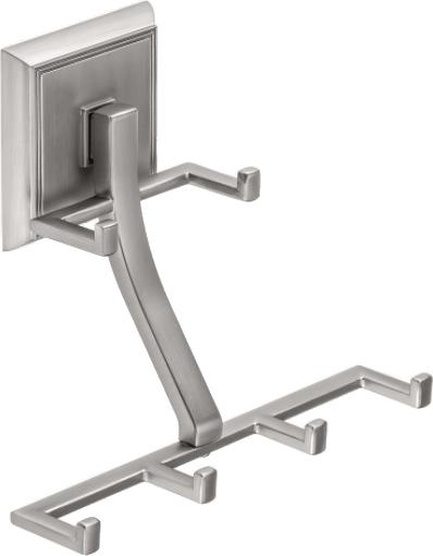 Belt Hook - Matte Nickel