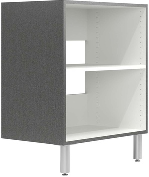 "19"" Deep x 30"" Wide Base Cabinet with Shelf"
