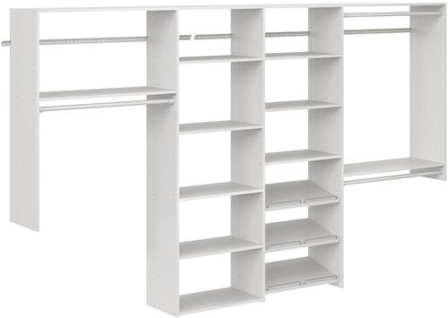 Dual Tower Classic Kit - White