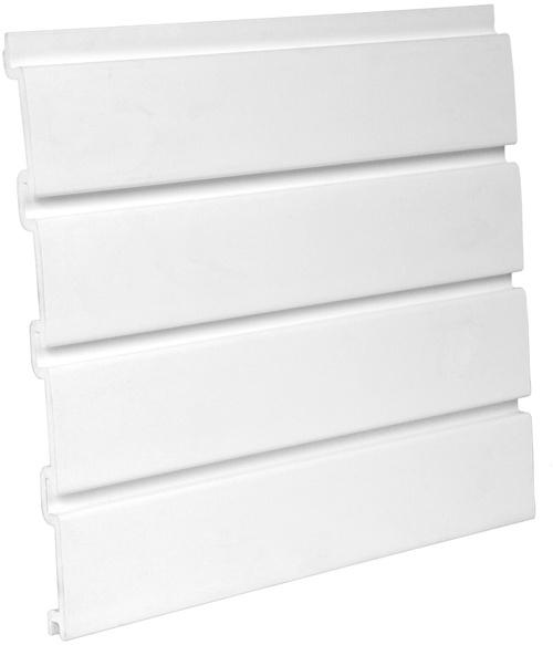 Slatwall - White 4 ft.