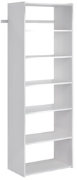 Essential Shelf Tower - White