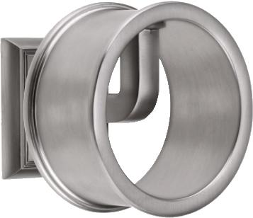 Purse Hook - Matte Nickel