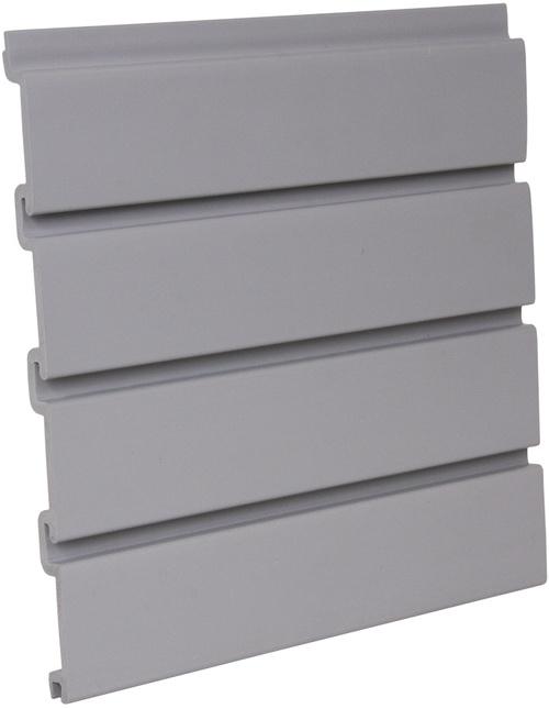 Slatwall - Grey 4 ft.