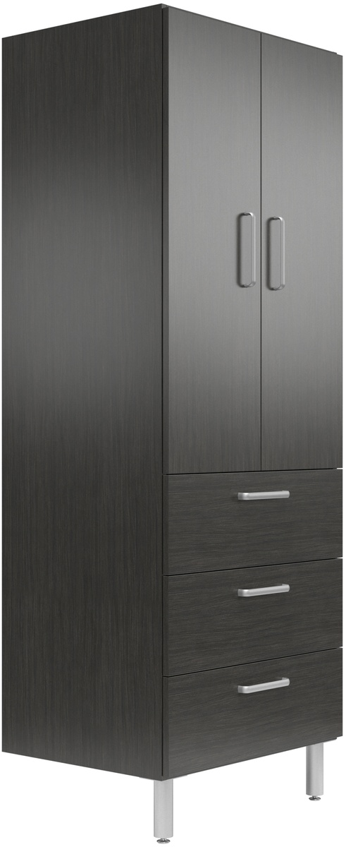 24 Deep X 30 Wide X 78 Tall Cabinet With Doors 3 Drawers Easygarage