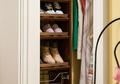 Teen's Walk-In Closet