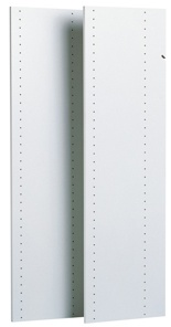 "72"" Vertical Panels - White (2 pack)"