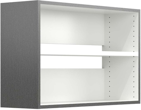 "12"" Deep x 36"" Wide Overhead Cabinet with Shelf"