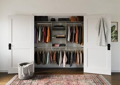 Basic Hanging Closet Kit