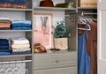 Capsule Wardrobe Reach-In Closet