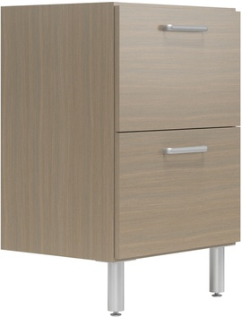"24"" Wide Base Cabinet with 2 Drawers"