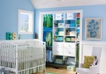 Baby's Reach-In Closet
