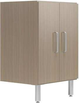 """24"""" Wide Base Cabinet with Doors"""