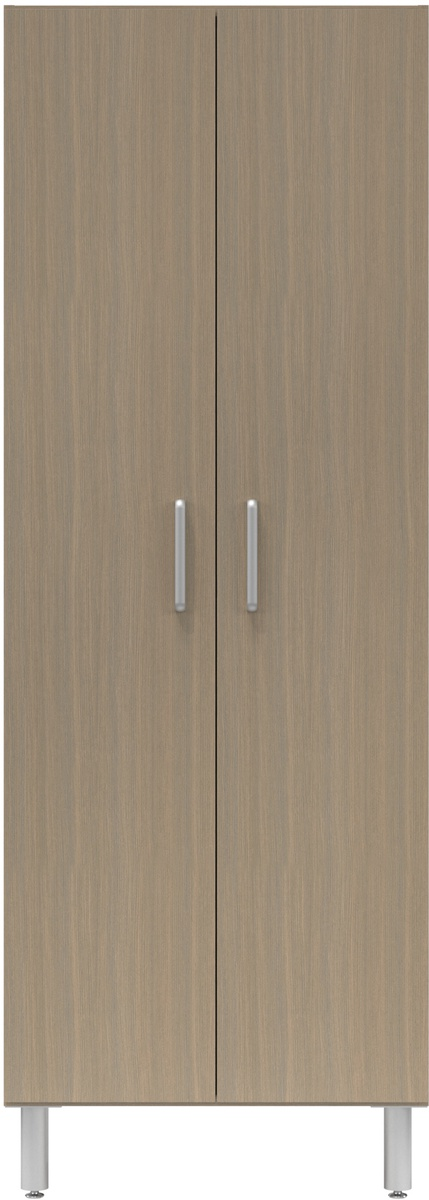 Classic Tall Cabinet With Doors Decor
