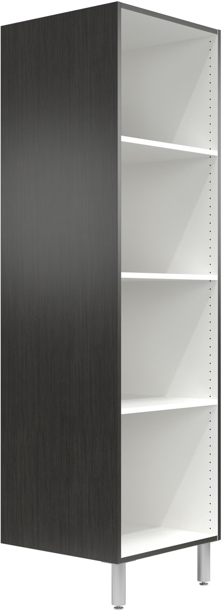 24 Quot Wide Tall Cabinet With Shelves Easygarage