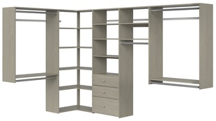 Ultimate Corner Kit - Weathered Grey