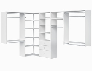 Ultimate Corner Kit - White