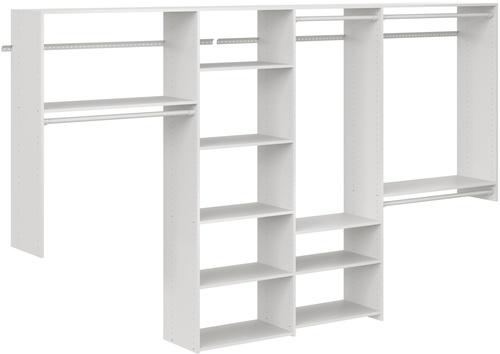 Dual Tower Basic Kit - White