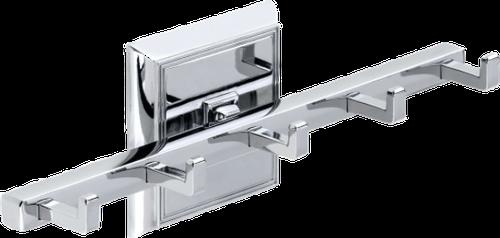 Lateral Belt Hook - Chrome