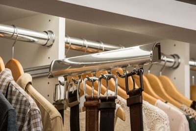 Slide-out Belt Rack
