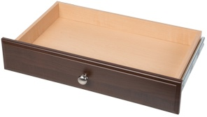 "4"" Deluxe Drawer - Truffle"