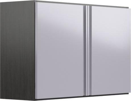 """36"""" Wide Overhead Cabinet with Doors"""