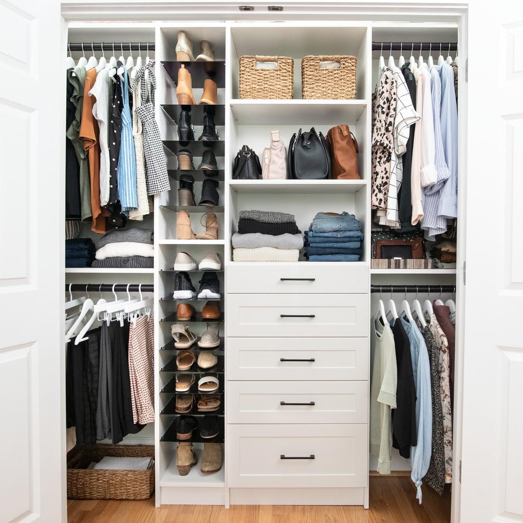 All Around Reach In Closet