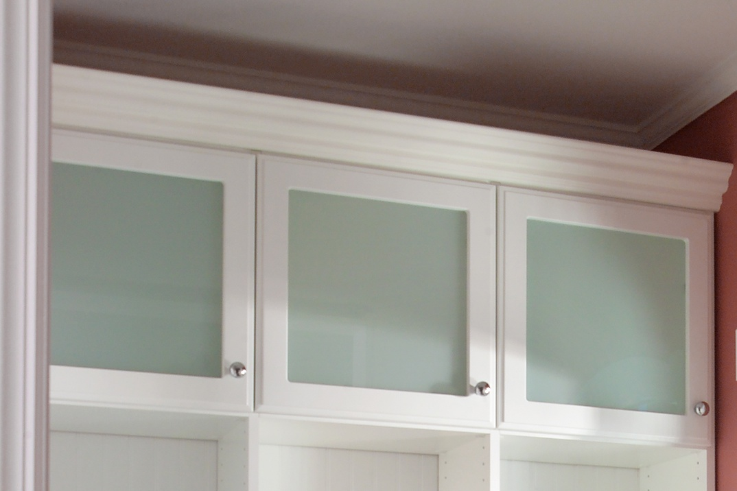 Glass Frame Style Door