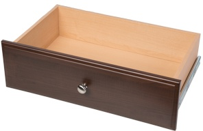 "8"" Deluxe Drawer - Truffle"