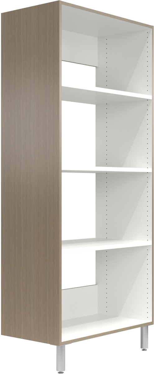 36 Quot Wide Tall Cabinet With Shelves Easygarage