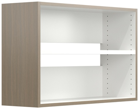 """36"""" Wide Overhead Cabinet with Shelf"""
