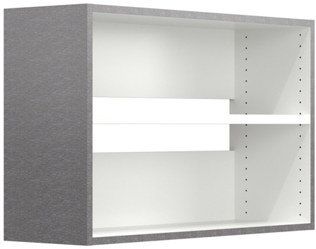 "36"" Wide Overhead Cabinet with Shelf"