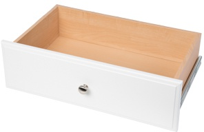 "8"" Deluxe Drawer - White"