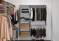 L-Shaped Closet Kit