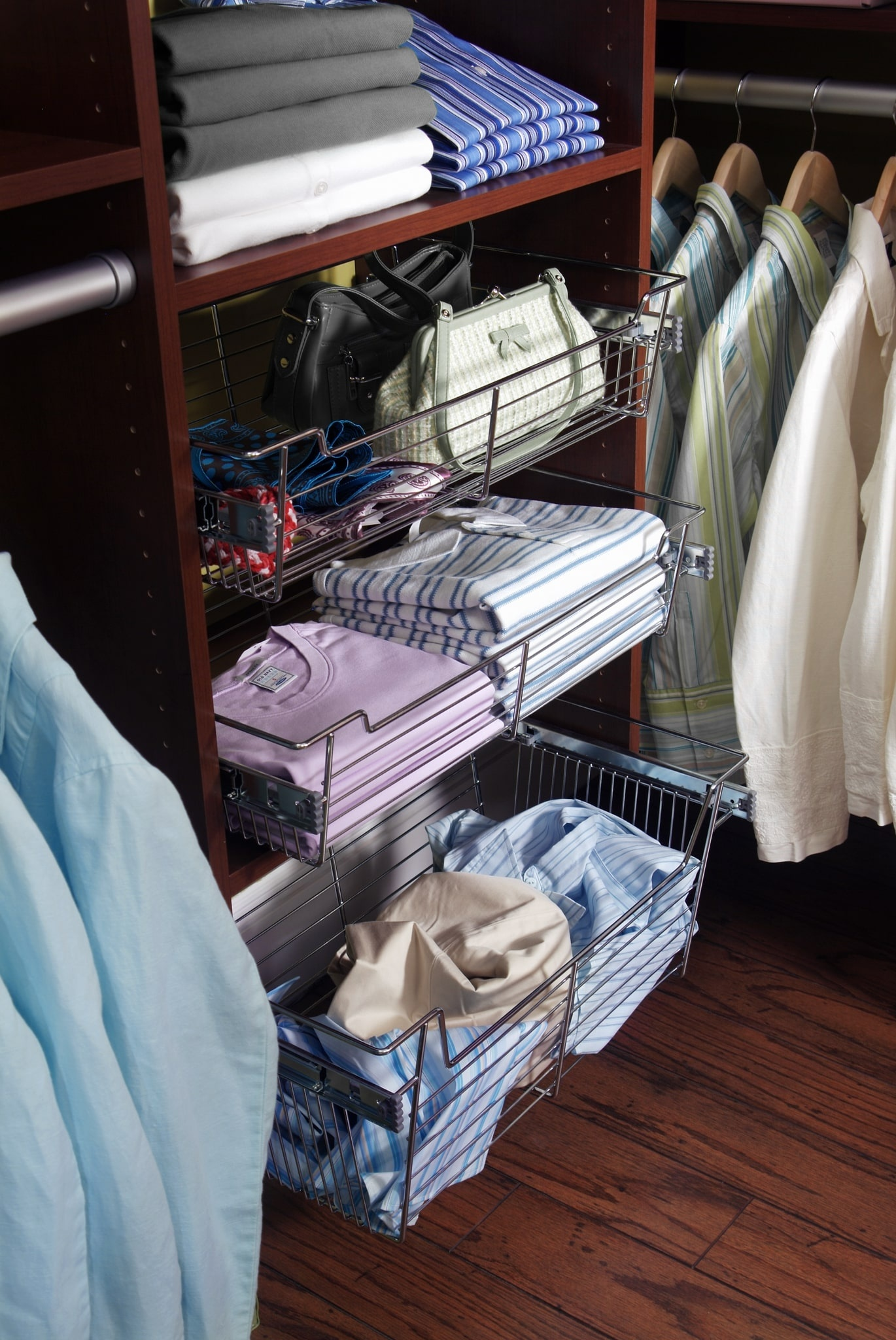 Do It Yourself Home Design: Do-it-Yourself Custom Closet Systems