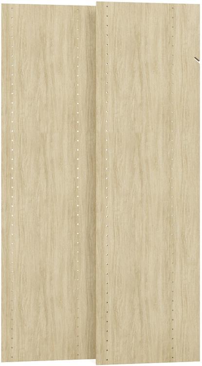 "48"" Vertical Panels - Honey Blonde (2 pack)"