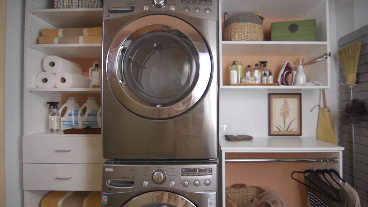 Video: Closet Boot Camp: Laundry Lessons