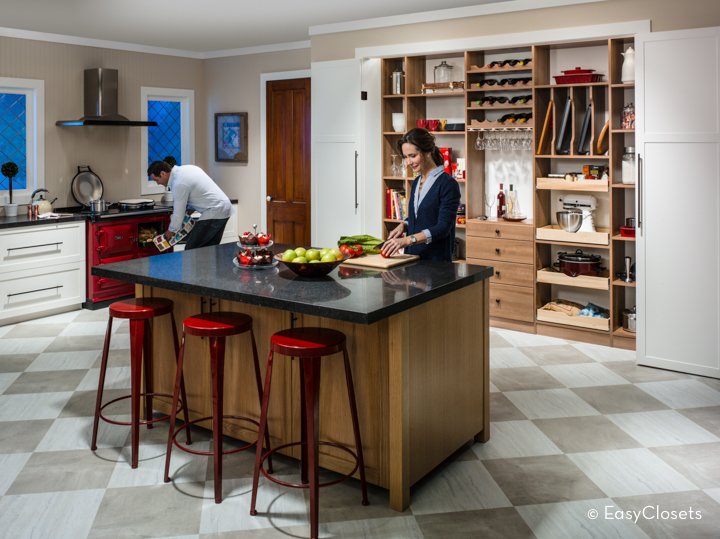 Creating the Perfectly Organized Kitchen