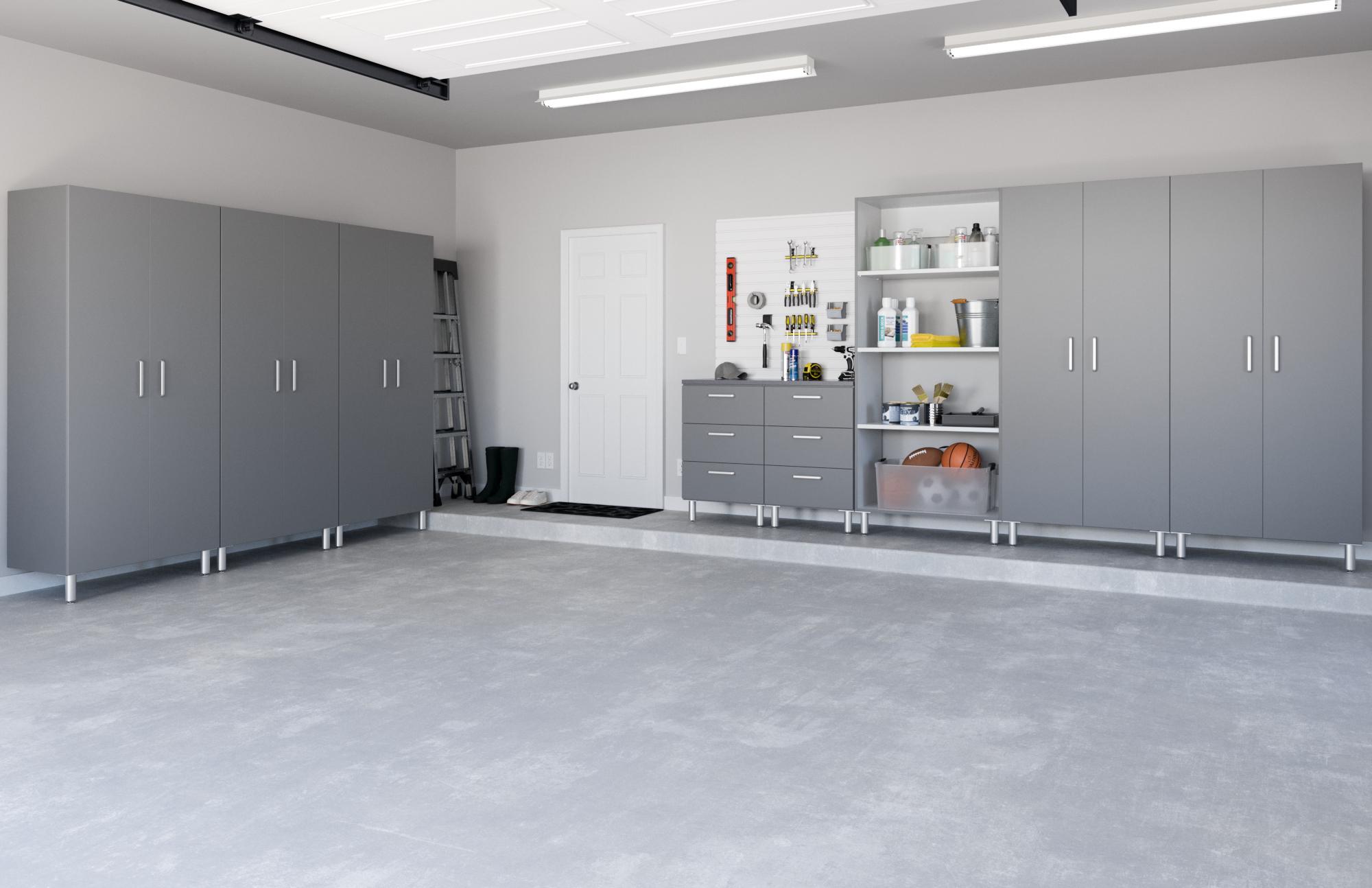 Four Ways to Upgrade Your Garage
