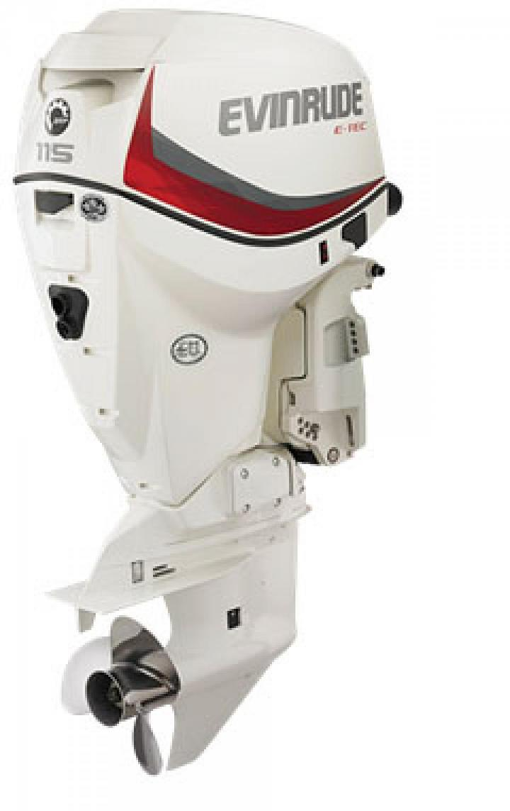 ThinkGlobal: Evinrude Etec 115DSL Direct Injection Outboard